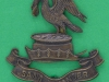 KK 1146. 17th-20th Battalions, Liverpool Pals. The Kings Liverpool Regiment. Perhaps Officers Bronce collar badge. Lugs 35x36 mm.