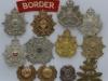 The Border Regiment badges
