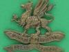 KK 1149. 11th Lonsdale Battalion the Border Regiment 1914. Lugs 45x41 mm.