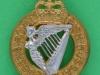 KK 1899. The Queen`s Royal Irish Hussars. Slide 29x45 mm.