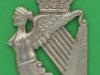 KK 1899a, The Queen`s Royal Irish Hussars, NCO arm badge. lugs 37x63 mm.