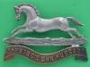 KK 753. The 3rd King`s Own Hussars 1920. Slide 58x42 mm.
