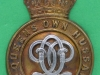 KK 760. The 7th Queen`s Own Hussars. Lugs 29x43 mm.