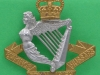 KK 762a . 8th King`s Royal Irish Hussars. Slide 45x42 mm. Not in King & Kipling.