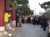 24 okt, Wonjus borgmester åbner marchen