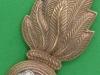 KK 1133. Royal Irish Fusilier Reserve Regiment. Officers Boer War cap badge.  26x62 mm.