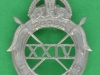 KK 1914. 24th Lancers 1941. Firmin, 33x42 mm. 102£ 2012