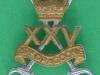 KK 1915. 25th Dragoons 1941. Slide 29x35 mm.