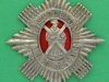 BLO42. 4th Volunteer Battalion The Royal Scots 1888-1908. 57x60 mm.