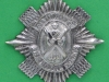 BLO43 The 5th Volunteer Battalion The Royal Scots 1888-1908. 56x59 mm cast silver.