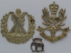 Queens Own Highlanders 1961-1994 (Seaforth & Camerons). Badge group.