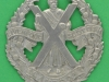 KK 2364. Cameron Highlanders, Liverpool Scottish 1937. 56x54 mm.