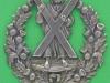 KK 548. 79th Cameron Highlanders. 56x58 mm.
