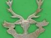 KK 685. Seaforth Highlanders. 61x55 mm.
