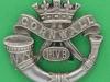 KK 1582. 1st Volunteer Battalion the Duke of cornwall Light Infantry. Replaced slide 47x42 mm.