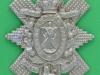 KK 655. Black Watch The Royal Highlanders, victorian Lacesset 58x74 mm.