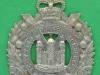 KK 1988. Kings Own Scottish Borderers. Post 1953. 50x69 mm.