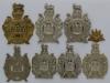 Kings Own Scottish Borderers badge group.