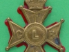 Cox 1578a. Church Lads Brigade Training Corps. Lugs 32x42 mm.