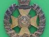 KK 705. Royal Rifle Brigade 1914. Replaced slide 40x48 mm.