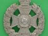 KK 705. Royal Rifle Brigade 1914. Slide 40x46 mm.