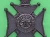 The Kings Royal Rifle Corps. No honours. Lugs 42x44 mm.