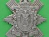 KK 1751.  Glasgow Highlanders. 9th Highland Light Infantry 1908-1921. 57x71 mm.