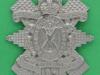 KK 2363. 1st Battalion The Glasgow Highlanders 1939. 58x71 mm.