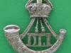 KK 681. Durham Light Infantry. Slide 41x44 mm.