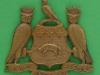 KK 1147. 15th Battalion Leeds Pals West Yorkshire Regiment. Lugs 47x43 mm.