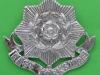 KK 609. East Yorkshire Regiment. Chromed slide 47x42 mm.