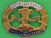 KK 652. South Lancashire Regiment sweetheart. 38x30 mm.