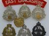 The East Lancashire badges group.