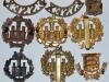The Essex Regiment badges