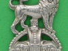 CW238. The Queens Own Royal West Kent Regiment. Collar badge 25x43 mm.