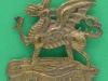 KK 591. The Buffs Royal Eat Kent Regiment. Slide44x42 mm. 45 x 41mm