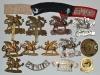 The Buffs (East Kent) Regiment badges