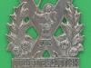 KK 1136. The 20th, 21st, 22nd, 23rd, & 29th Battalions Tyneside Scottish Northumberland Fusiliers. Løvens ben er bag tårnet 1915. 51x62 mm.