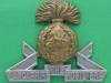 KK 618. The Lancashire Fusiliers. Slide 52x42mm.