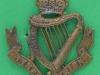 RW778. The 24th, 25th, 26th, 27th and 30th Battalions Tyneside Irish the Northumberland Fusiliers. Replaced lugs. 36x43 mm.