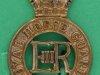 KK 1878. The Royal Horse Guards, the Blues, 1953. Lugs 26x38 mm.