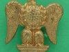 KK 1892. 1st Royal Dragoons. Slide 25x32 mm.
