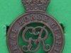 KK 731. Royal Horse Guards. The Blues. bronz flat lugs 27x39 mm.