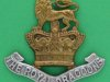KK 750. 1st Royal Dragoons.  Replaced lugs. 50x47 mm.