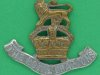 KK 751. 1st Royal Dragoons. Lugs 45x37 mm.