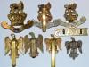 The 1st Royal Dragoons insignia reverse.