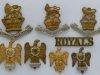 The 1st Royal Dragoons insignia.