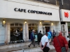 Cafe Copenhagen, en restaurant med dansk islæt som vi spiste på om aftenen efter marchen.