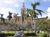 Et hotel i den gamle bydel i Miami