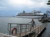 Tilbage ved skibet efter tur i Cartagena